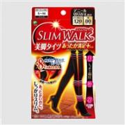 SLIM WALK 美脚瘦腿 发热袜 黑色升级版折后991日元(约¥58)