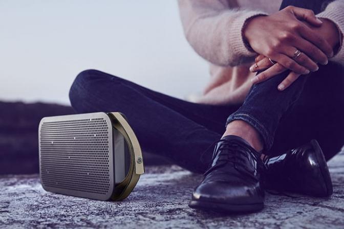 B&O BeoPlay A2 Active便携式无线蓝牙音箱