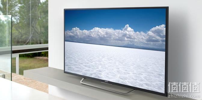 索尼 KD-55X7000D 55英寸4K智能网络电视