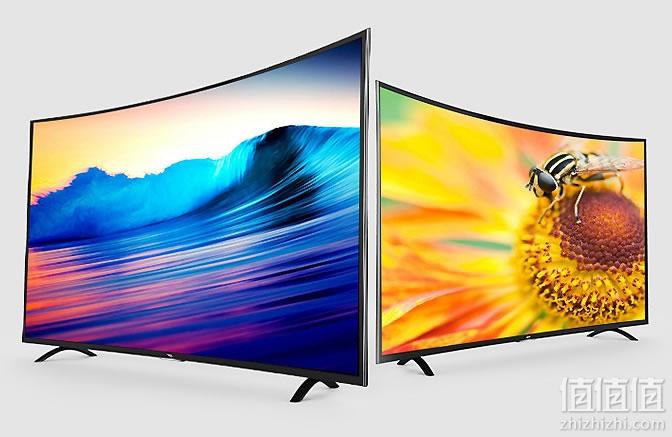 TCL D55A930C 55英寸4K曲面智能电视