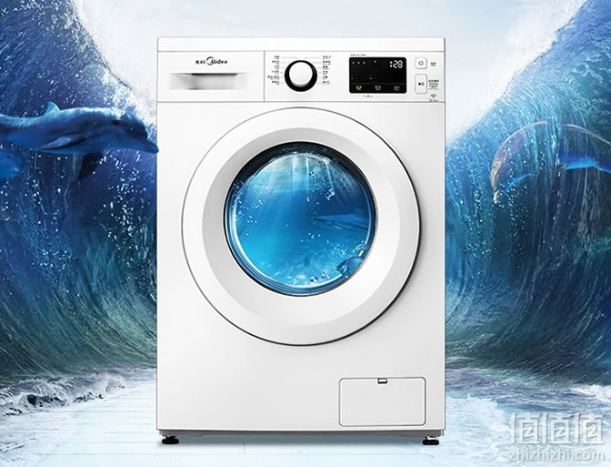 美的MG80-eco31WDX滚筒洗衣机