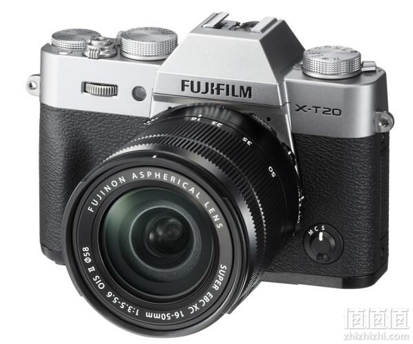 富士(FUJIFILM)X-T20 (XC 16-50II) 微单电套机