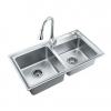 不锈钢水槽选购攻略(下):不锈钢水槽的品牌与保养