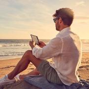 2017款全新亚马逊Kindle Oasis 电子书阅读器开箱分享