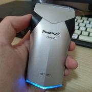 Panasonic 松下 ES-RC50-S 电动剃须刀开箱