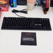 Taidu 钛度 TKM300 金属师电竞机械键盘开箱测评