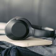 Sony 索尼 MDR-1000X 无线降噪耳机开箱体验