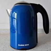 Grelide 格来德 D1513 双层防烫电水壶开箱