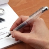 J.Herbin 法国简赫本 21900T 经典透明钢笔开箱