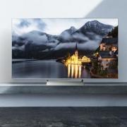 SONY 索尼 55X9000E 智能电视开箱体验