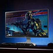 LG 27UD68-W 27英寸4K超高清显示器开箱