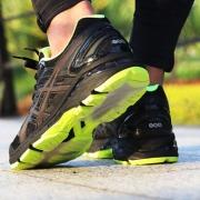 ASICS 亚瑟士 GT2000-5 夜跑鞋开箱及上脚体验