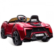 儿童电动车四轮带遥控汽车 可坐人玩具车518元包邮