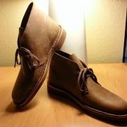 其乐(Clarks)   Bushacre 2 男士沙漠靴