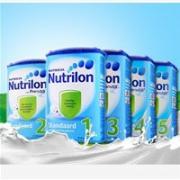 Nutrilon荷兰牛栏标准配方婴幼儿奶粉  850g*4罐装 1-5段全