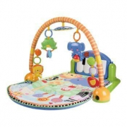 Fisher-Price 费雪 W2621 欢乐成长之脚踏钢琴游戏毯 +凑单品