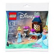 LEGO 乐高 Disney Princess 系列 30551 灰姑娘的厨房22元