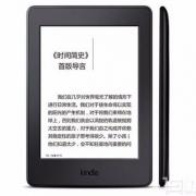 Kindle Paperwhite 3 第三代电子书阅读器 黑色