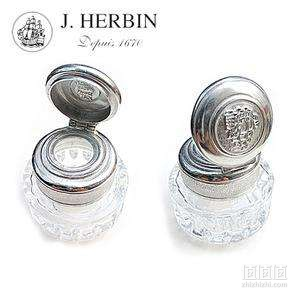 J.Herbin 法国简赫本经典透明钢笔开箱