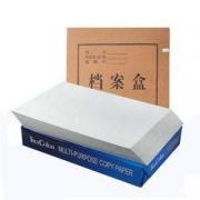 TRUECOLOR 真彩 牛皮纸档案盒+A4打印纸 100张
