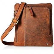 Visconti Leather Messenger Crossbody Bag Handbag For Ipad Or Tablet 男士真皮斜挎包