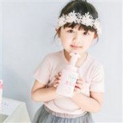 MIYOSHI三芳儿童泡沫型洗面奶沐浴露 250ML*2
