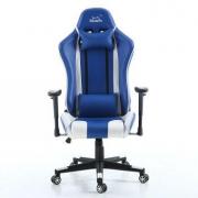 Ant Black 小乙 AS6003 电脑椅(PU)蓝白