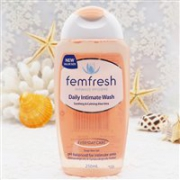 Femfresh 女性私处洗护液 日用型 250ml (温和清新/去除异味/孕妇适用)