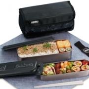 THERMOS膳魔师 DSD-1102W CM 2段式午餐盒 1100ml