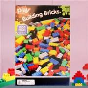 Play 新西兰兼容乐高积木玩具 BuildingBricks1000片
