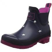 中亚Prime会员:Joules wellibob 女士短款雨靴