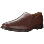Clarks 男士经典款式 一脚蹬皮鞋 码全