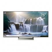 索尼 KD-75X9400E 75英寸4K安卓智能电视