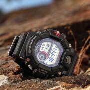 CASIO 卡西欧 GW-9400-1DR 户外运动手表开箱