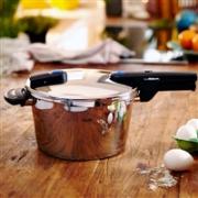 Fissler 菲仕乐 味达快系列 医用不锈钢高压锅 4.5升