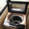 Panasonic 松下 NA-V130EB-PN 洗衣机开箱记