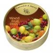 Cavendish & Harvey 嘉云牌 混合水果味/什果味硬糖 网红经典婚庆喜糖铁盒糖 200克