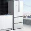 SIEMENS 西门子 BCD-484W(KM48EA60TI) 484升四开门冰箱