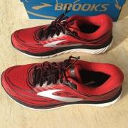 跑鞋中的劳斯莱斯-Brooks Glycerin 15跑鞋上脚