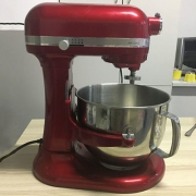 Kitchenaid 5KSM7580X 家用厨师机开箱上手