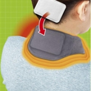 KIRIBAI桐灰 血流改善 缓解肩颈颈椎酸痛温热贴 3枚