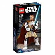 乐高(LEGO) Star Wars 75109 星战系列 欧比旺·克诺比
