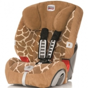 Britax Romer百代适Evolva 1-2-3 Plus Highline儿童汽车安全座椅超级百变王 咖啡色