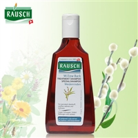 Rausch 路丝柳皮+百里香油去屑止痒特制洗发露 200ml 可防止头虱