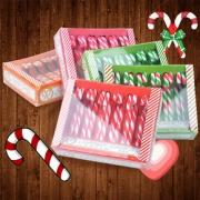 口味任选# 圣诞节 糖果创意棒棒糖水果味拐杖糖