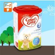 Cow & Gate  英国牛栏成长奶 3段 适合1-2岁 900g