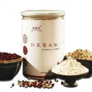 谷益丰 红豆薏米粉 600g12.9元包邮