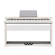 CASIO 卡西欧 Privia系列 PX-160BK 88键数码钢琴套装(数码钢琴+琴架+三踏板)