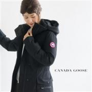 Canada Goose 2017新款 KINLEY PARKA 女士中长款羽绒外套
