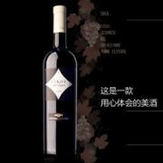 giv 意大利进口红酒 西拉干红葡萄酒750ml